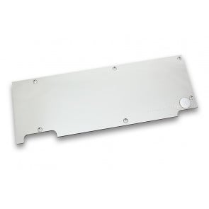 EK-FC980 GTX WF3 Backplate - Nickel