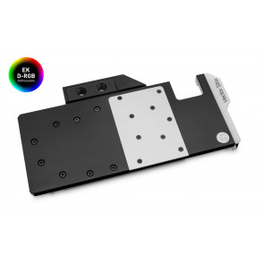 EK-Quantum Vector Strix RX 5700 +XT D-RGB - Nickel + Acetal