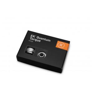 EK-Quantum Torque 6-Pack HDC 16 - Satin Titanium