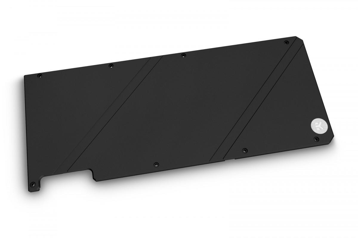 EK-Quantum Vector FTW3 RTX 3080/3090 Backplate - Black