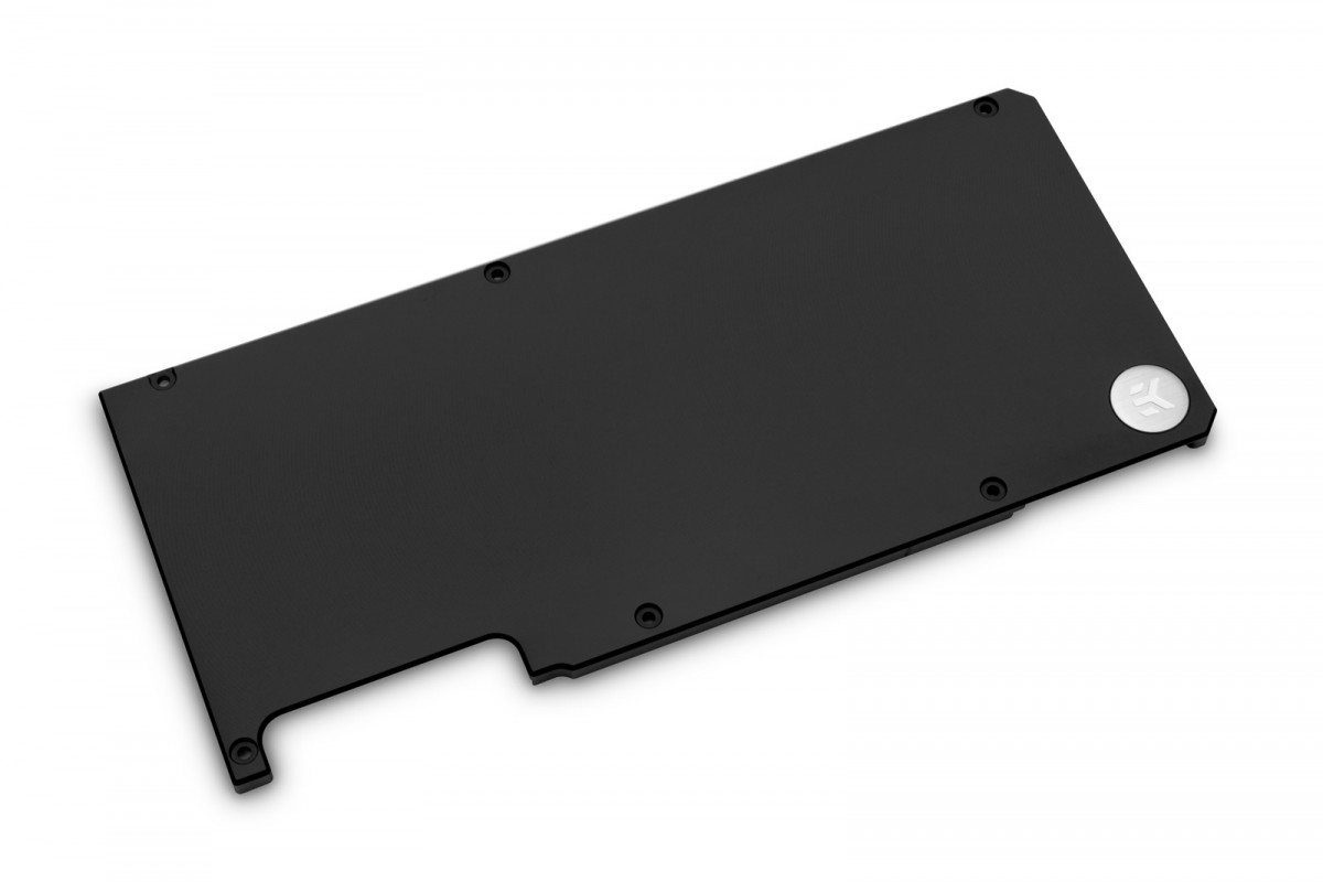 EK-AC GeForce RTX 3090 – Backplate