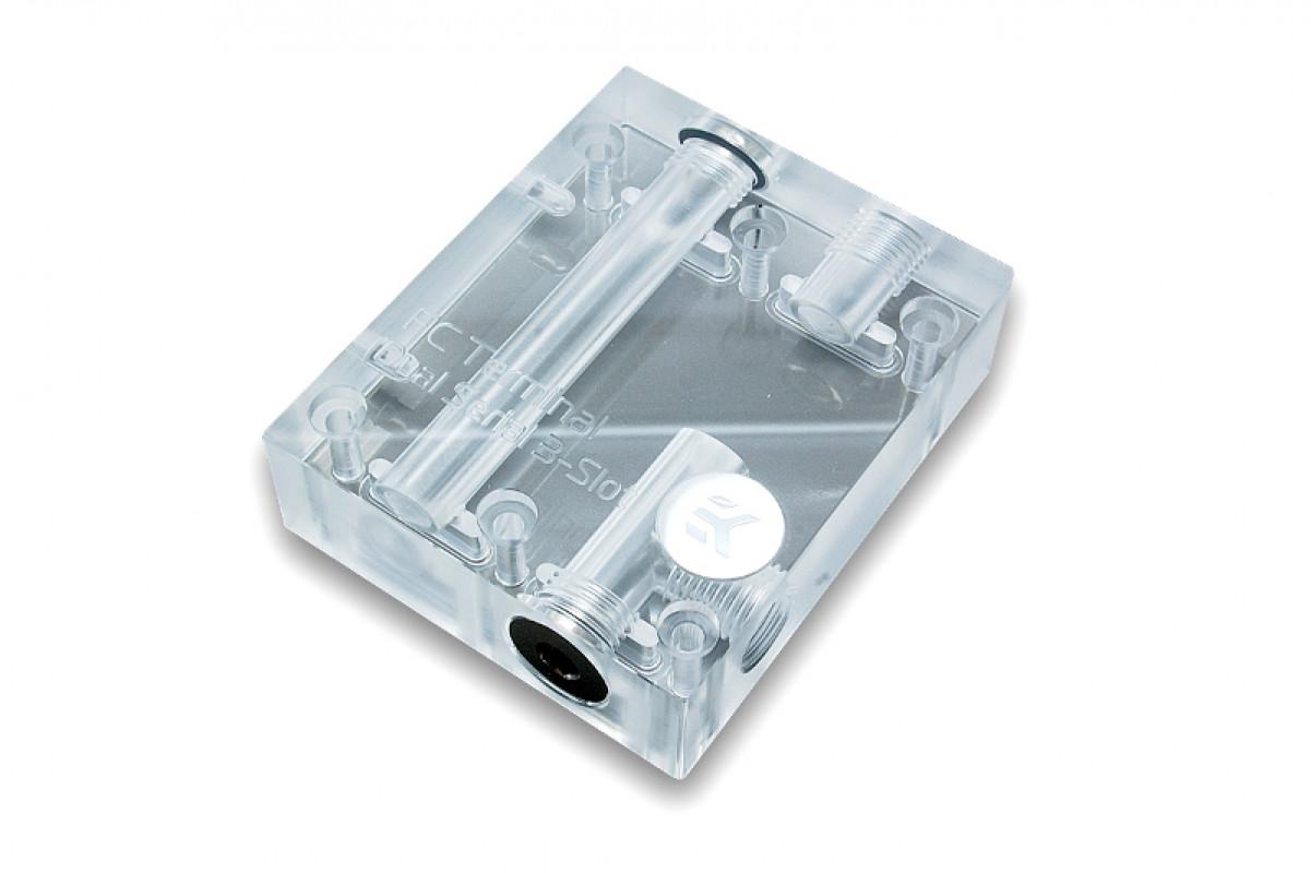 EK-FC Terminal DUAL Serial 3-Slot - Plexi