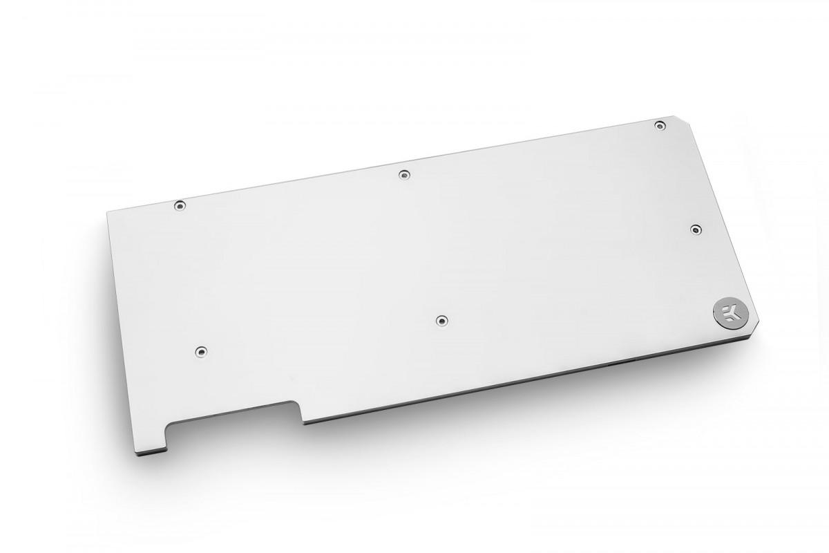 EK-Quantum Vector FTW3 RTX 2080 Ti Backplate - Nickel