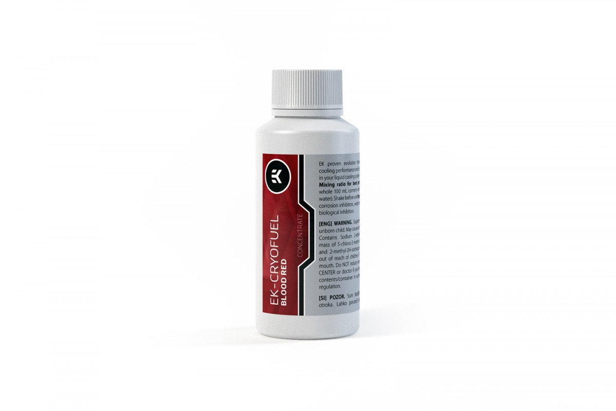 EK-CryoFuel Blood Red Concentrate 100 mL