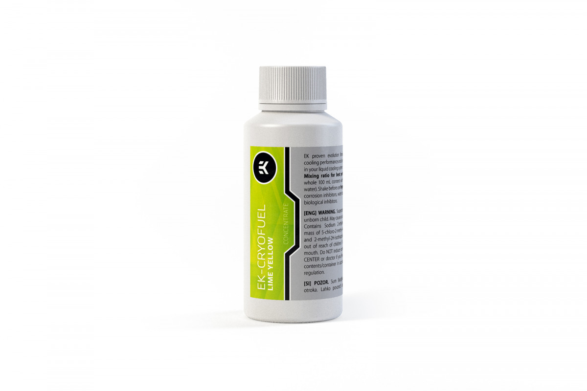 EK-CryoFuel Lime Yellow Concentrate 100 mL