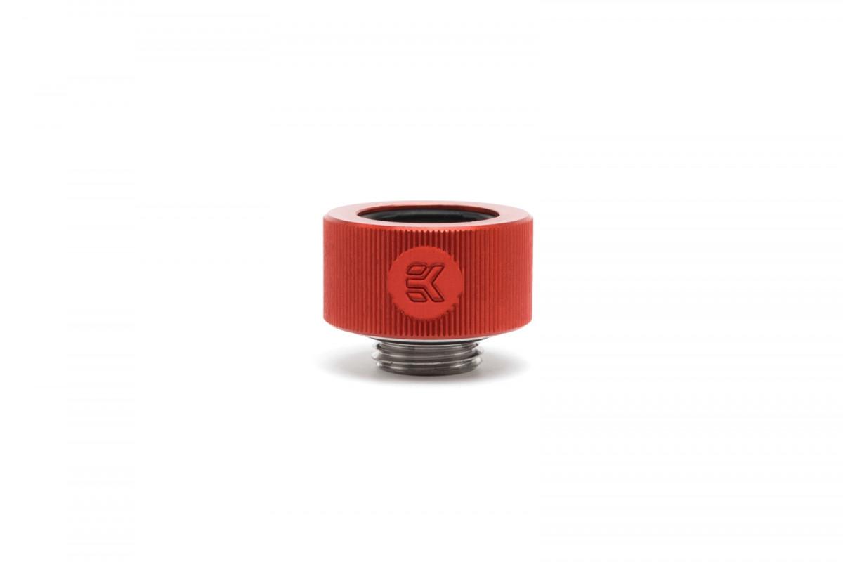 EK-HDC Fitting 16mm G1/4 - Red