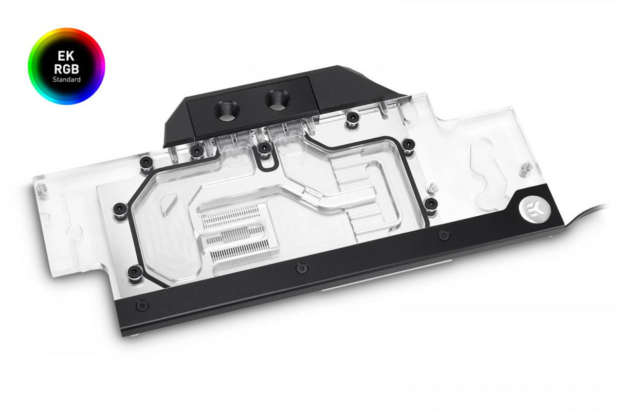 EK-FC GeForce GTX FE RGB - Nickel
