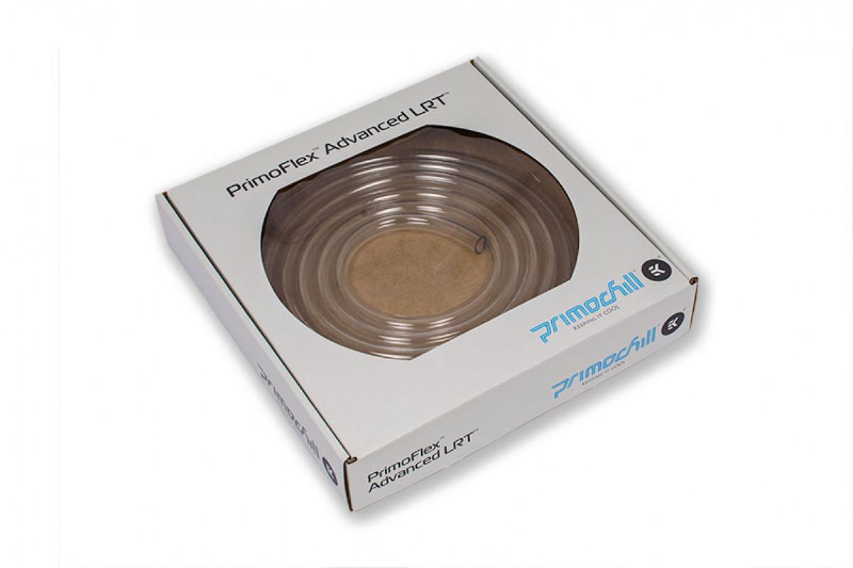 TUBE PrimoChill PrimoFlex™ Advanced LRT™ 19,1 / 12,7 mm - Crystal Clear RETAIL 3m