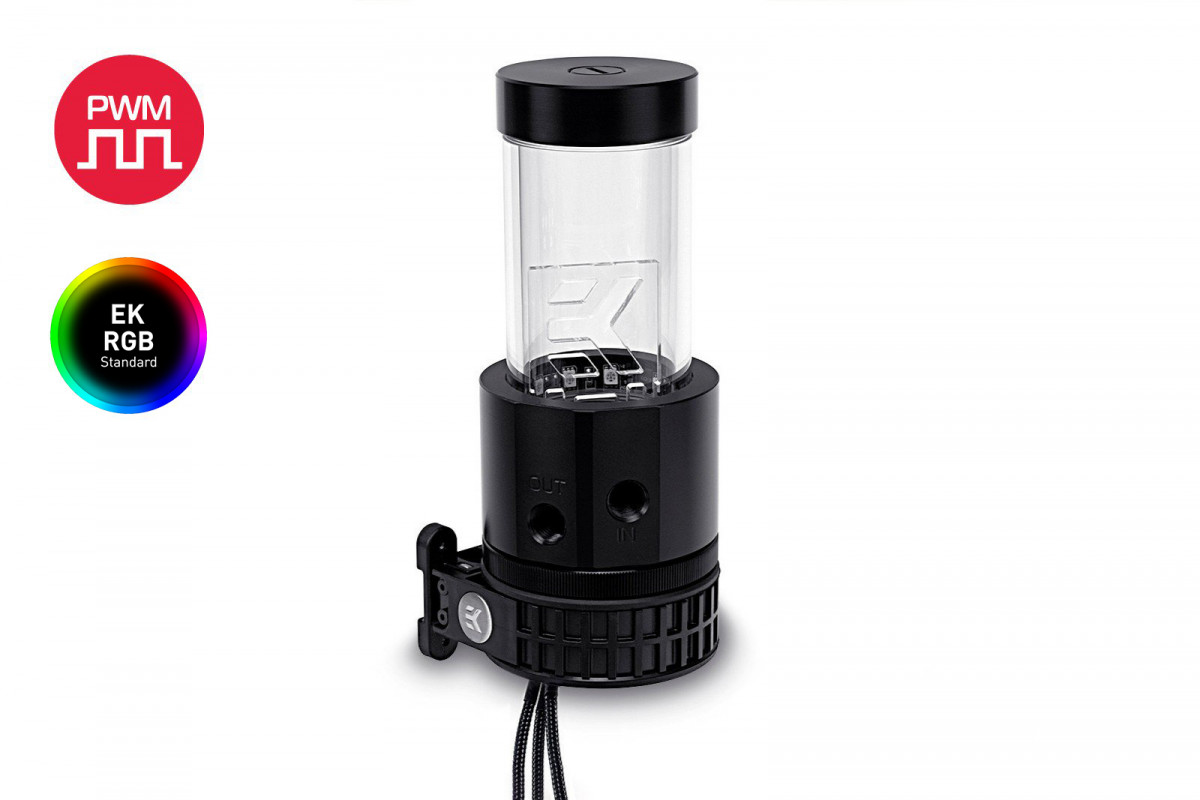 EK-XRES 140 Revo D5 RGB PWM (incl. sl. pump)