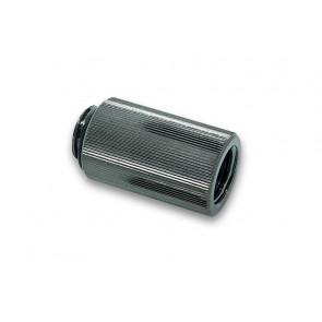 EK-AF Extender 30mm M-F G1/4 - Black Nickel