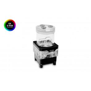 EK-Quantum Kinetic TBE 120 DDC PWM D-RGB - Plexi