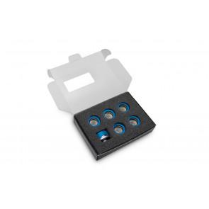 EK-Quantum Torque 6-Pack HDC 16 - Blue Special Edition