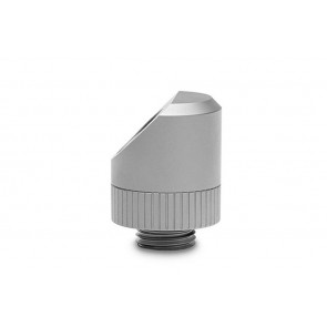 EK-Quantum Torque Rotary 45° - Satin Titanium