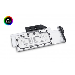 EK-Quantum Vector RTX RE D-RGB - Nickel + Plexi