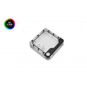 EK-Quantum Volume FLT 120 D-RGB - Plexi