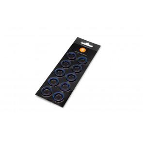 EK-Quantum Torque Color Ring 10-Pack STC 10/16 - Blue