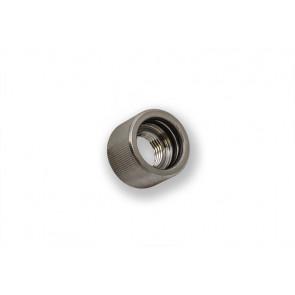 EK-HD Adapter Female 12/16mm - Black Nickel