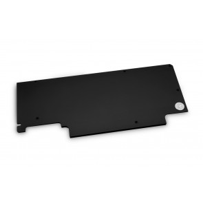 EK-Vector Trio RTX 2080 Backplate - Black