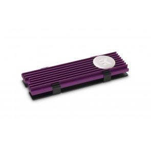 EK-M.2 NVMe Heatsink - Purple