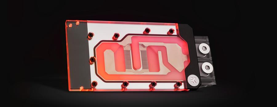 EK water block for nvidia 3070 Founders Edition GPUs