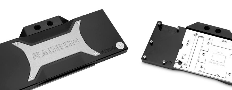 EK-Quantum Vector RX 6800/6900 D-RGB – AMD Radeon Edition