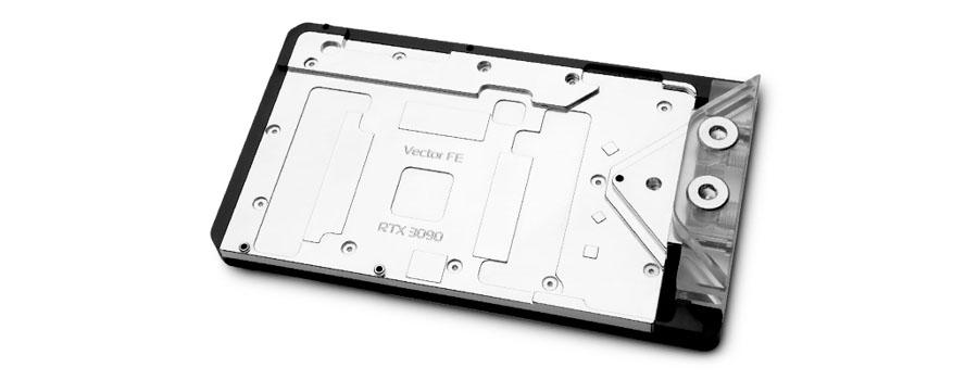 NVIDIA FE RTX 3090 Active backplate