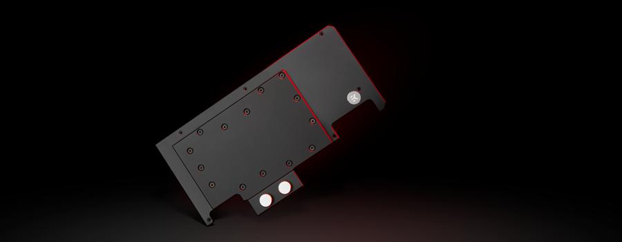 EK Strix RTX 3080 3090 active backplate