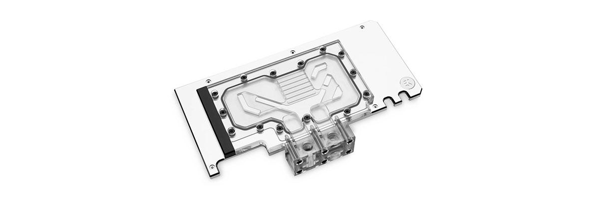 EK TUF RTX 3080 3090 active backplate