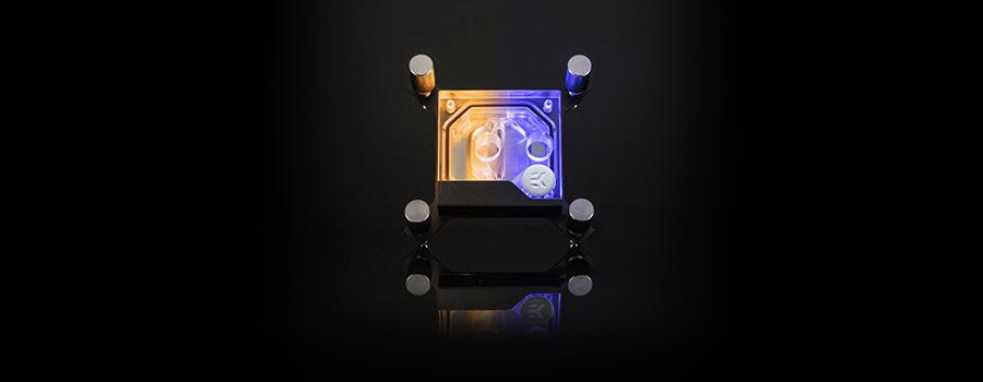 EK Classic D-RGB water block for 115x/20xx Intel