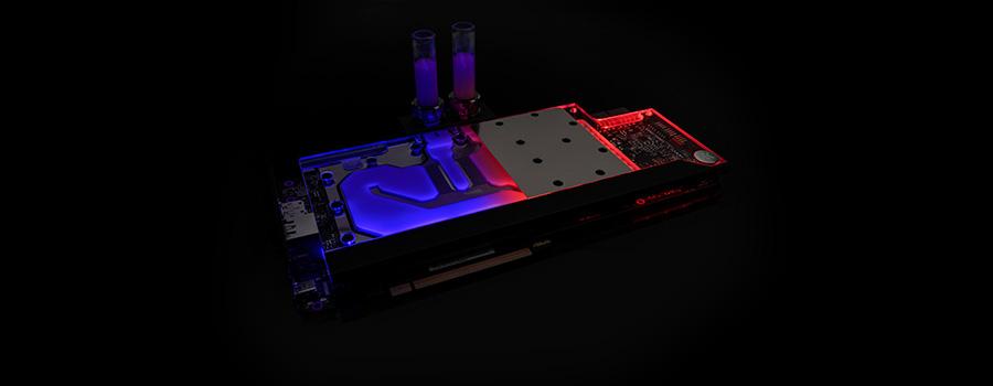 EK water block Classic Strix 2080 TI D-RGB