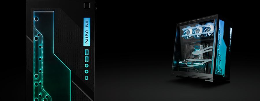 EK-Classic InWin 303EK D-RGB - Black