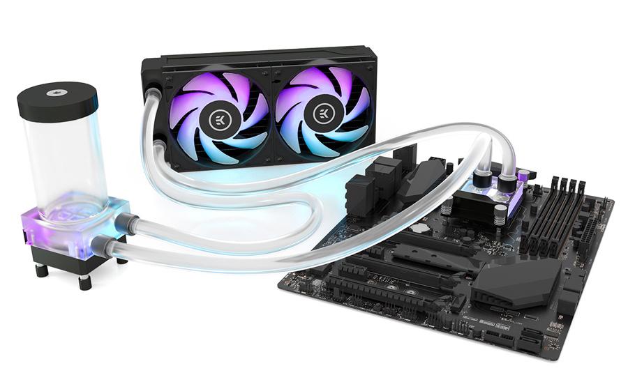 EK-Classic Kit D-RGB P240