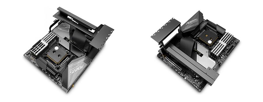 Vertical GPU bracket EK Vertical GPU Holder - Shifted