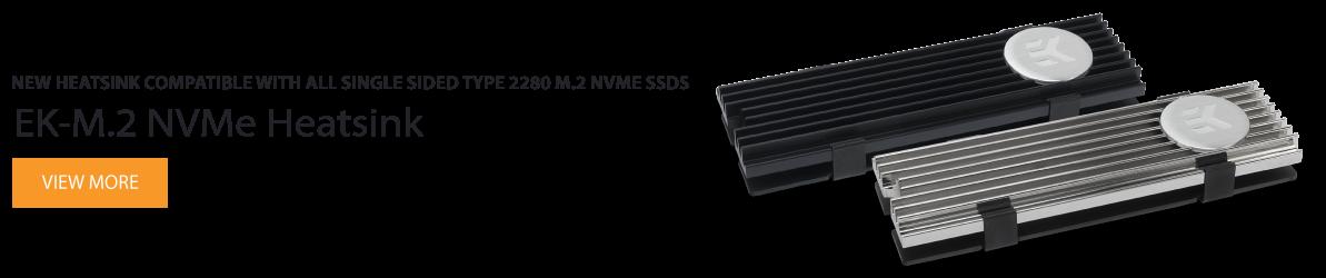 EK-M.2 NVMe Heatsink