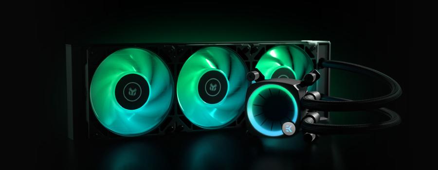 EK-Nucleus AIO CR360 Lux D-RGB