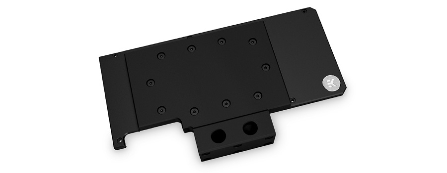 Active backplate for RTX 3080 and 3090 GPUs