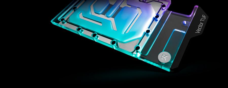 EK Water block for the EVGA RTX 3080 and 3090 FTW3 GPU