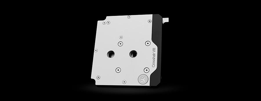 EK-Quantum Momentum ROG Crosshair VIII Hero - Full nickel