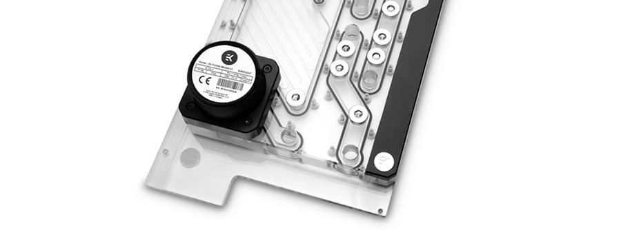 EK-Quantum Reflection distro plate for Lian Li O11D Mini