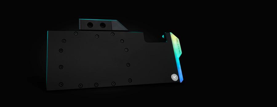 EK Water block for EVGA RTX 3080 and 3090 FTW3 GPUs