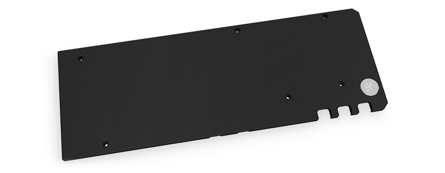 Backplate for the EK-Quantum Vector Master RX 6800/6900