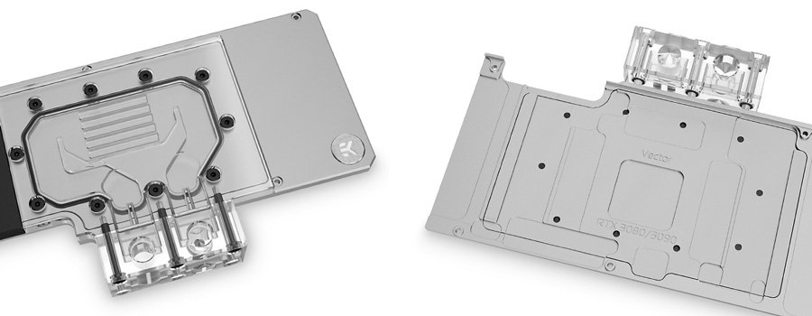 EK water block for nvidia 3080 and 3090 reference pcb