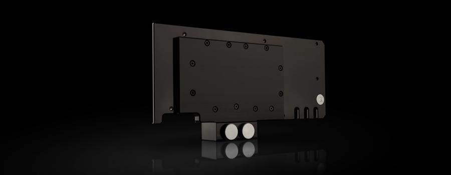 EK-Quantum Vector TRIO RTX 3080/3090 Active Backplate