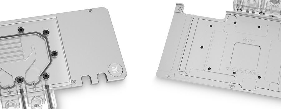 EK Trinity RTX 3080 3090 active backplate