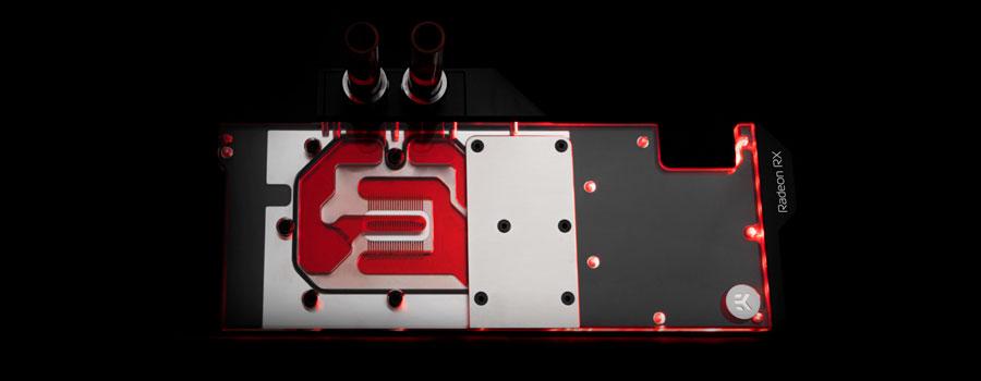 EK-Vector Radeon RX 5700 +XT