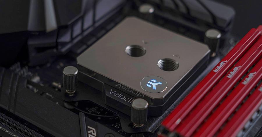 EK-Velocity RGB AMD full nickel