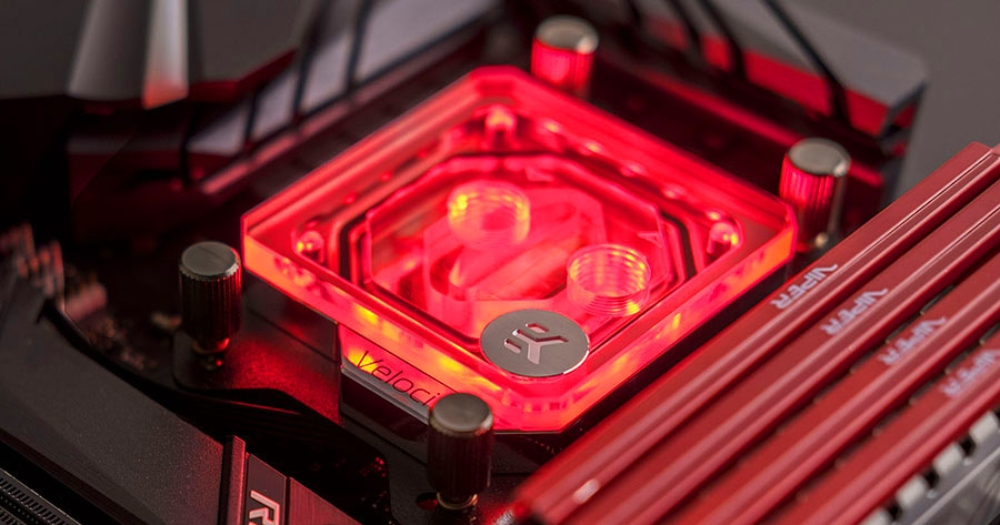 <b>Jual Part water cooling PC, by Dangerxxx</b>