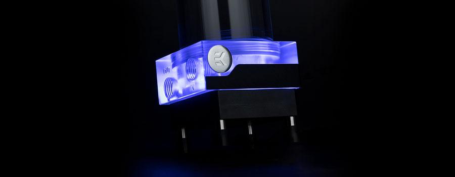 EK-XRES 250 SPC PWM Classic RGB – Plexi (incl. pump)