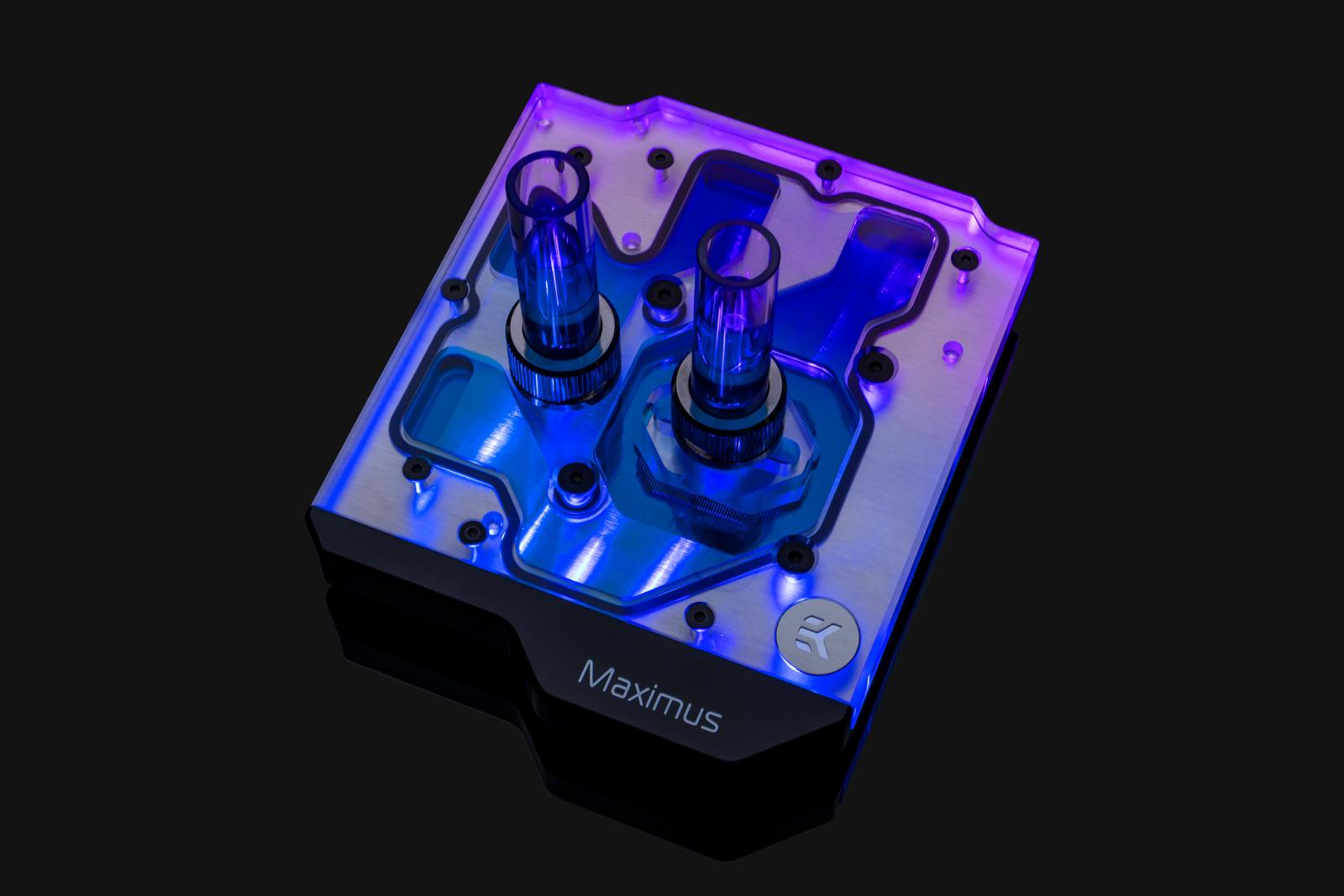 EK-Momentum ROG Maximus XI Extreme D-RGB monoblock
