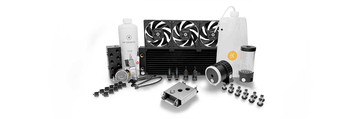 EK pro QDC kit p360 LGA 4189